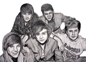 One Direction by AllTimeLover