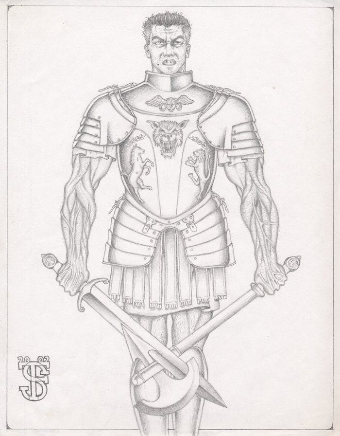 Hector of Troy by gl4di4tor on DeviantArt