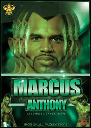 OVW - MARCUS ANTHONY by TheIronSkull