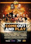 NWA COME OUT AND PLAY 2014