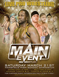 Main Event Pro Wrestling