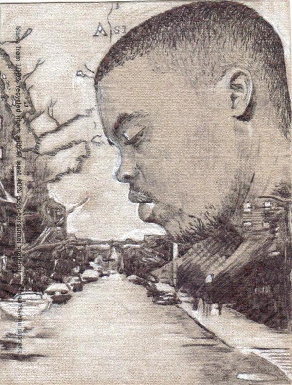 Nas napkin by JOSHic