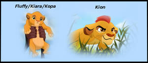 Could Kion be... Fluffy?