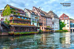 Petite France - Stasbourg, France