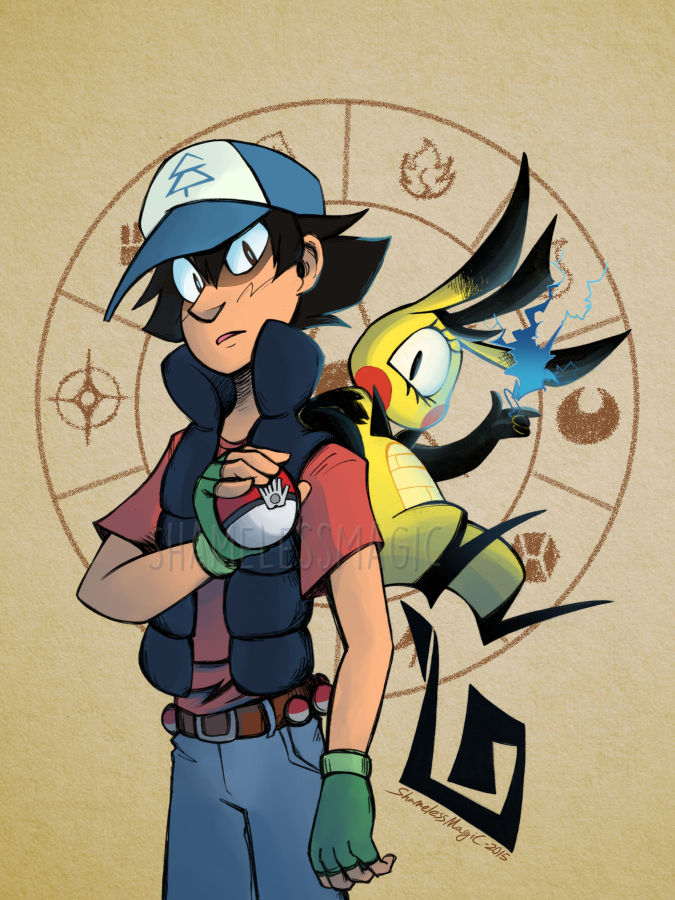 PokeFalls: Gotta Catch 'Em All by ShamelessMagic