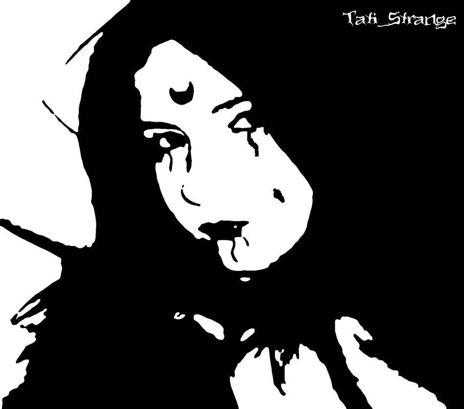 Dark Poser by TatiStrange