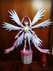 digimon angewomon papercraft