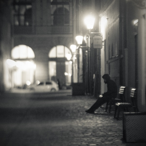 A lonely day