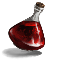 Superior Healing Potion by Matriarchs-Haunt