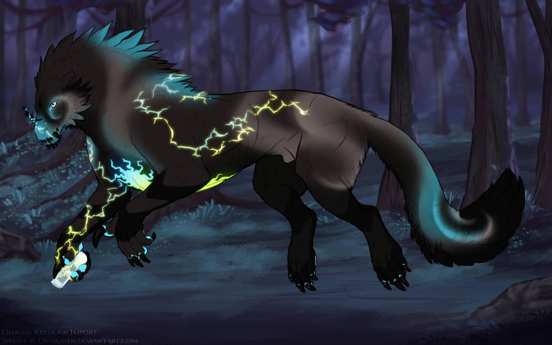 Lightning Catcher 2610