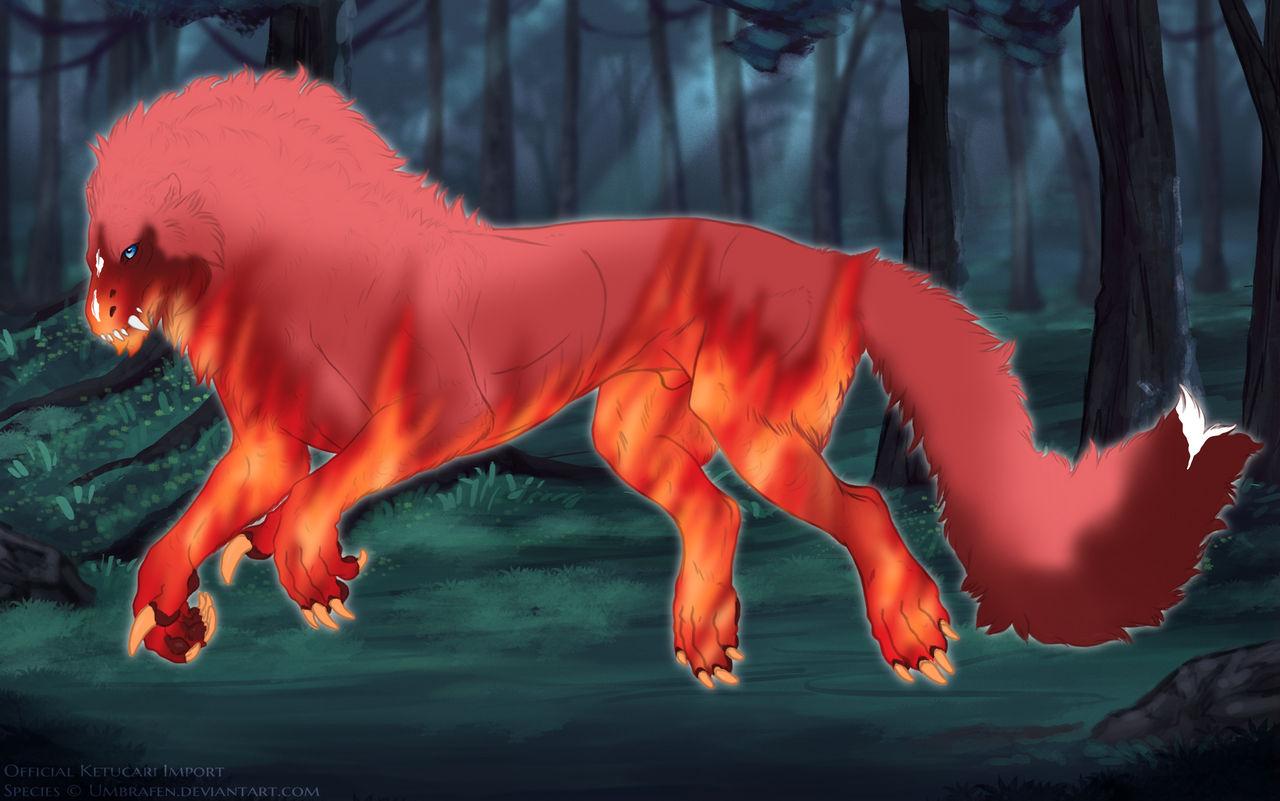 Sea of Flames 2628