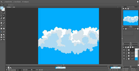 Practicing with Clouds