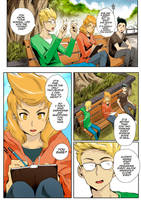 Moonlit Brew: Chapter 2  Page 2 by midnightclubx