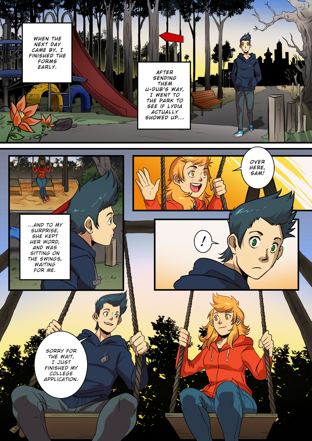 Chapter 1 Remake Page 11