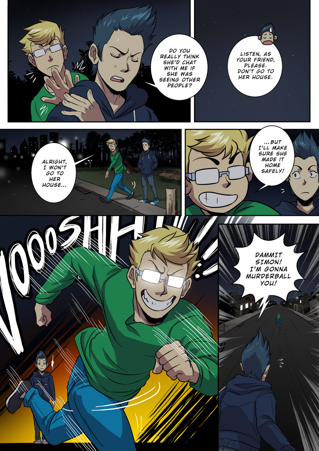Chapter 1 Remake Page 19