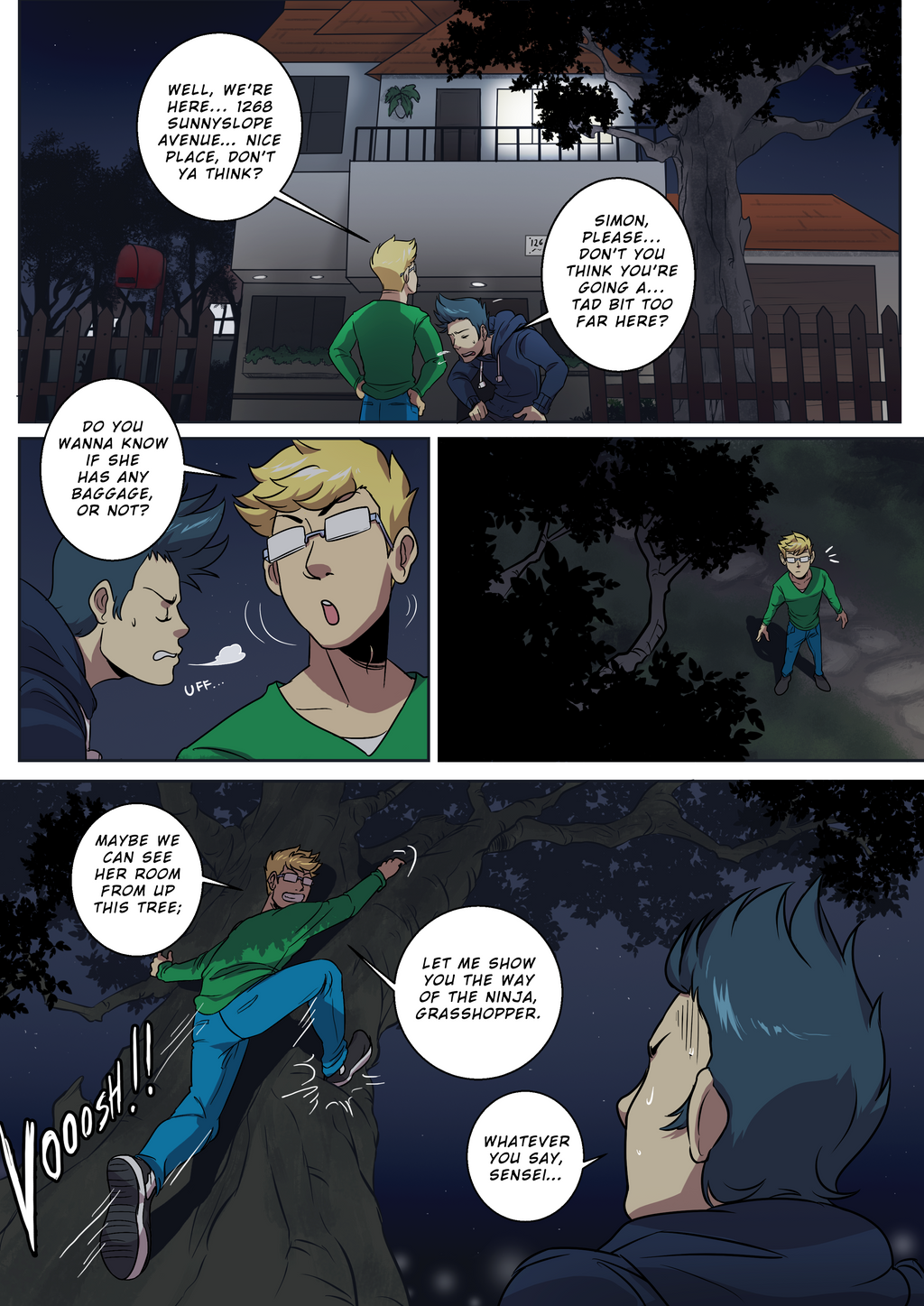 Chapter 1 Remake Page 20