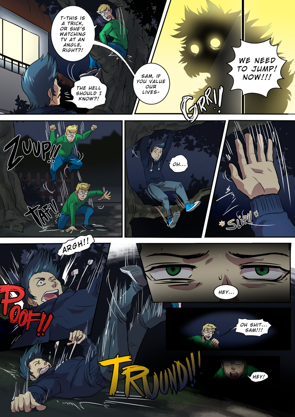 Chapter 1 Remake Page 23