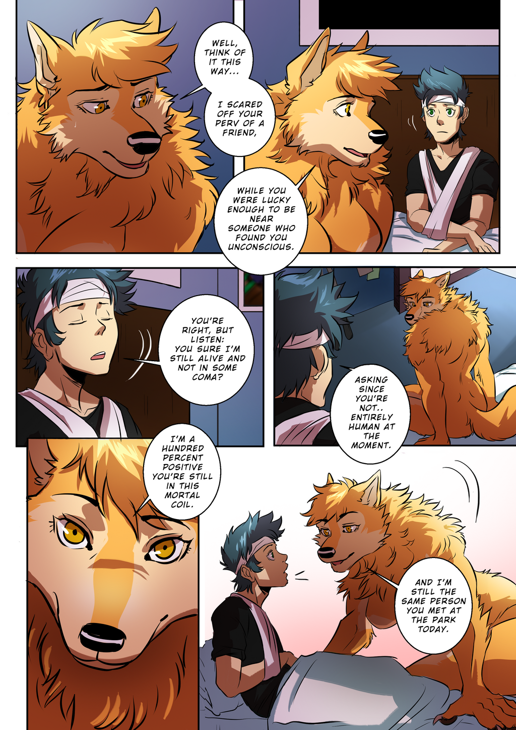 Chapter 1 Remake Page 27