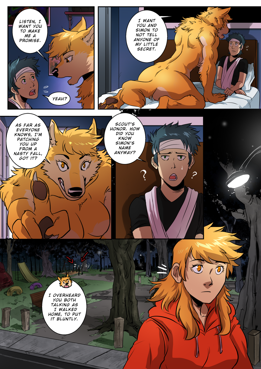 Chapter 1 Remake Page 28