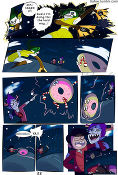 Tom Is A Force Of Evil - Chapter 1 Page 33