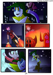 Tom Is A Force Of Evil - Chapter 1 Page 34 by midnightclubx