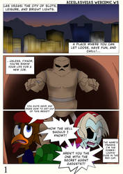 ACES: Chapter 1 Page 1 by midnightclubx