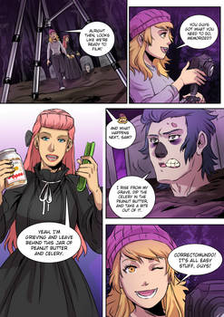 Moonlit Brew: Chapter 5 Page 29