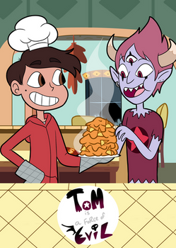 Tom Is A Force Of Evil - Chapter 2 Cover
