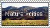 Nature +ownz+ cities stamp by midnightclubx