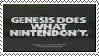 Genesis does +beta+ by midnightclubx