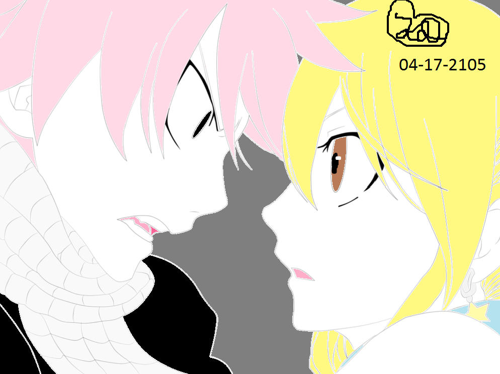Natsu and Lucy - This I Promise You by Kaylove75