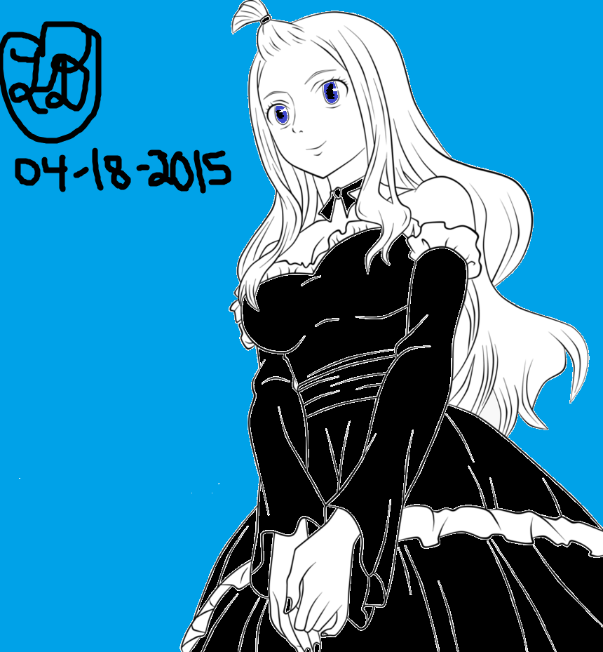 Mirajane Strauss by Kaylove75