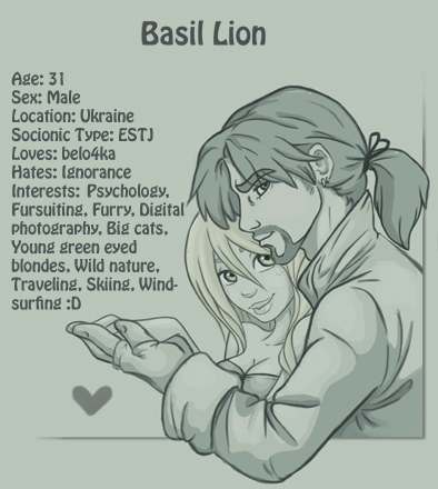 basil-lion's Profile Picture