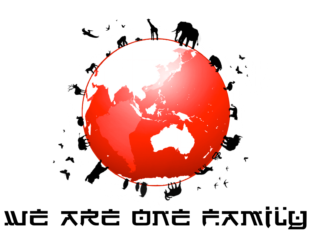 We Are One Family - Japan