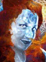 Astral Phoenix by astralXphoenix