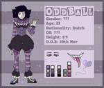 (MAIN) Oddball - Reference Sheet