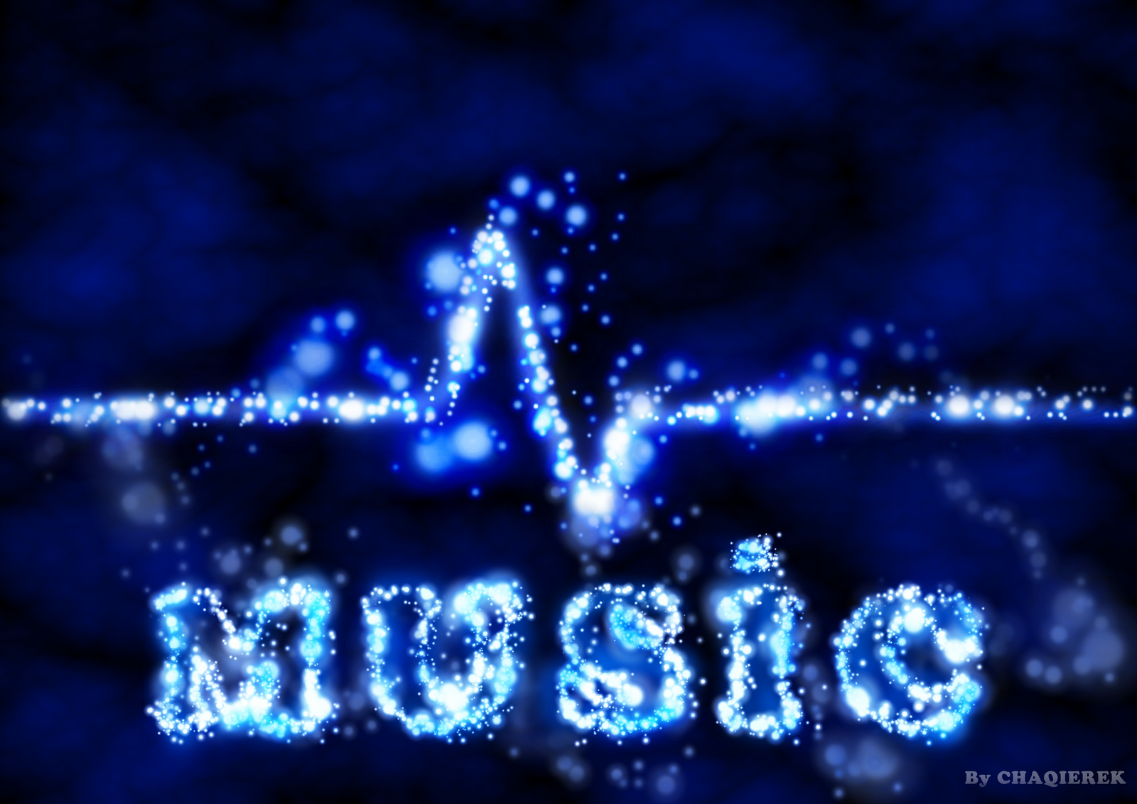 Music is my life... by chaqierek on DeviantArt
