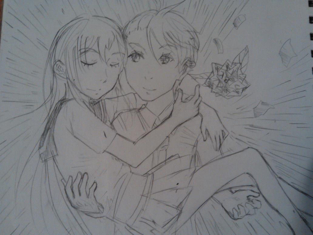 Drawing by Chocolemonberrysbro