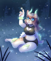 Commission: Shelby Hasten by Yutaila