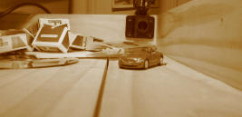 BMW Z5 stop motion by butisit