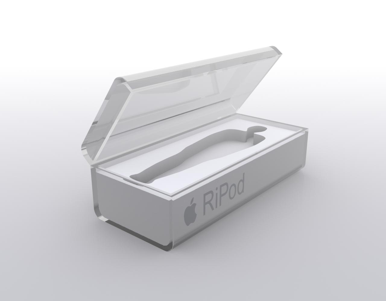 Steve Jobs RiPod