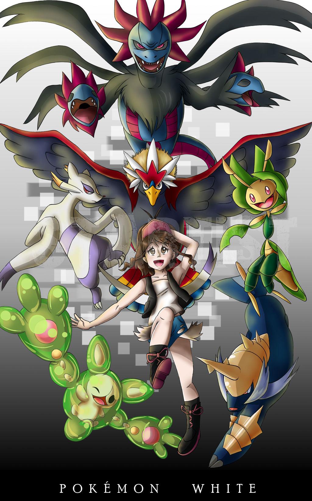Pokemon White Party - Unova