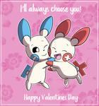 Pokemon Valentines Card