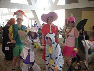 Digimon Group 01 by NovaShadows