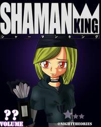 Fan Manga Cover-Shaman King [OC]