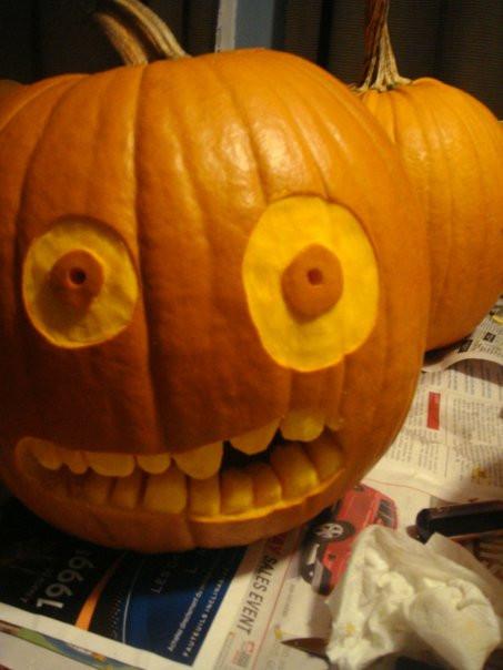 Pumpkin by XTheAndyOfCandyX