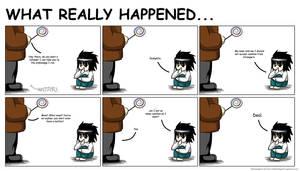 What Really Hapenned... by JbDarkAngel13