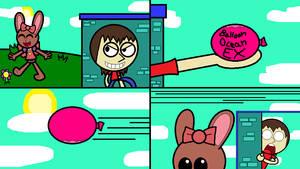 Andrew vs. Amy - The Balloon