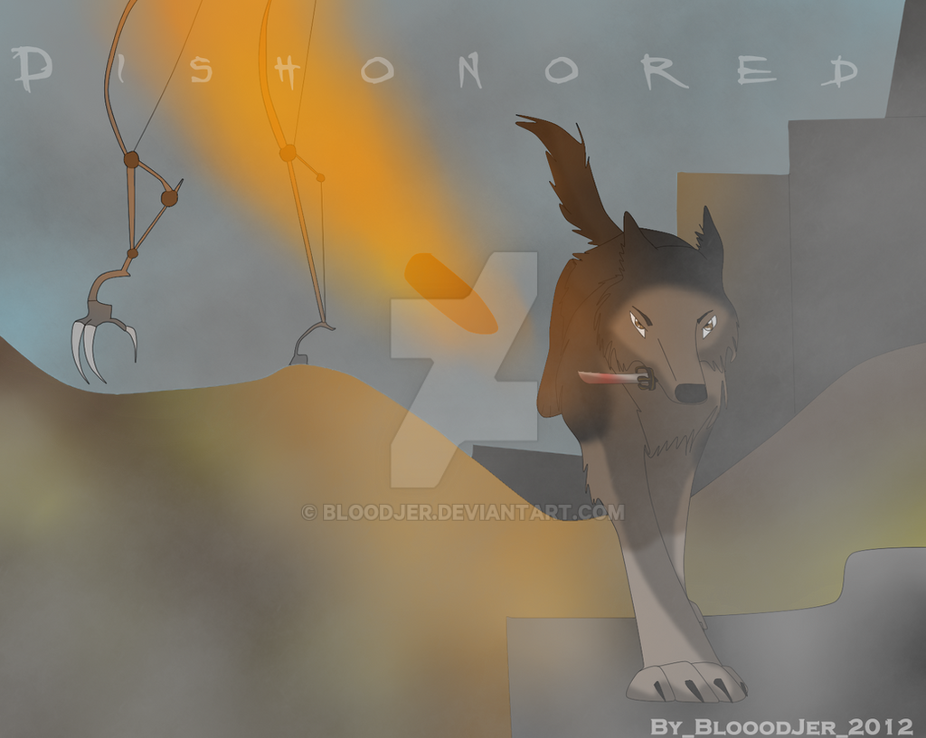 D i s h o n o r e d by Bloodjer