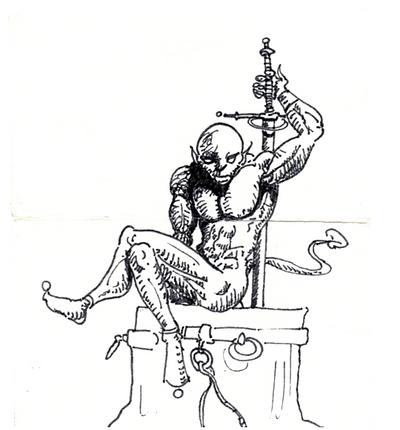Dmon fr Klaus by Markussecundus